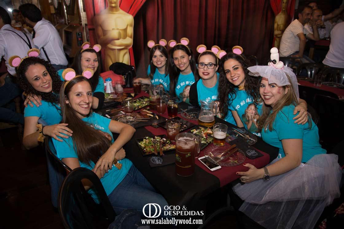 Fiesta cumpleaño original Malaga