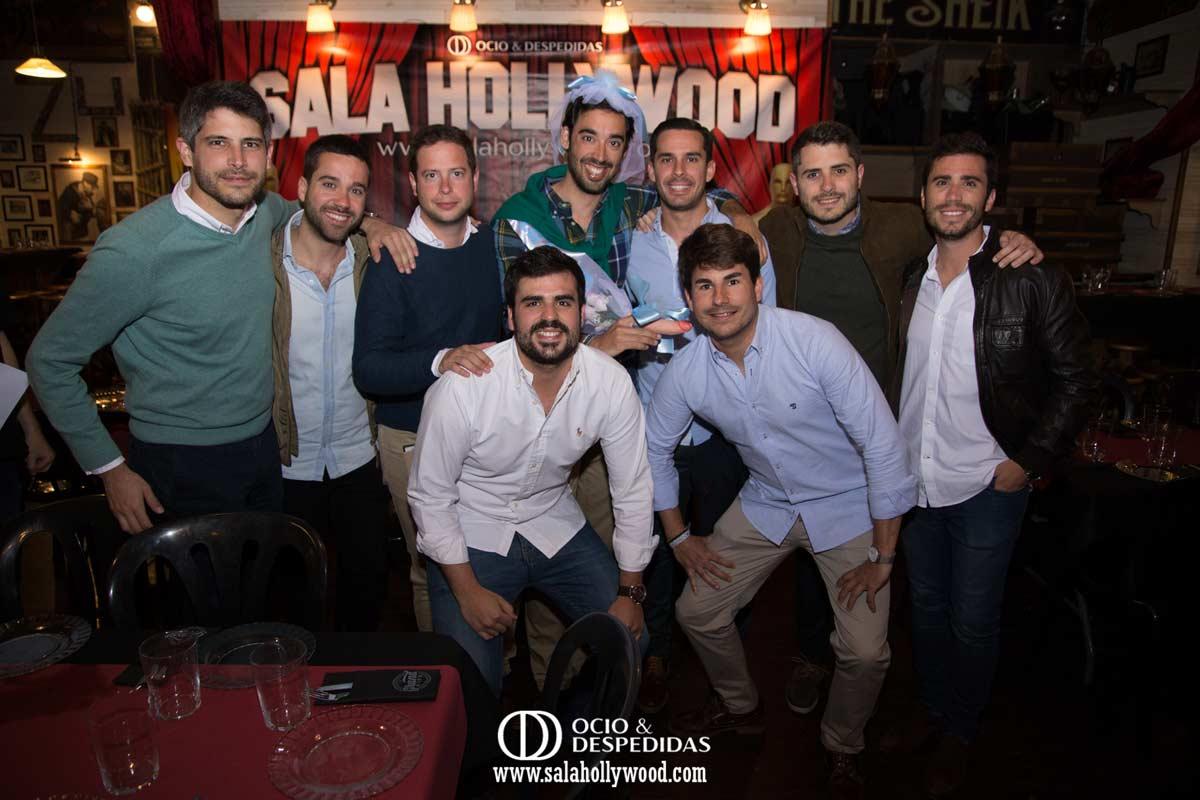Cena de empresa en Malaga centro