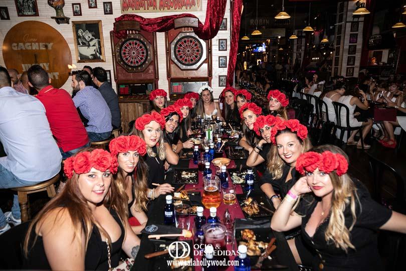 Menu para grupos en Malaga