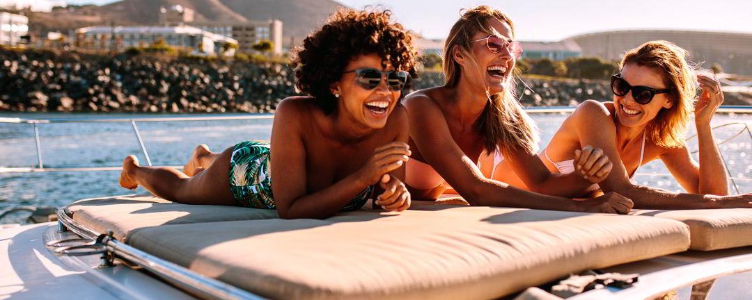 Boat party Malaga