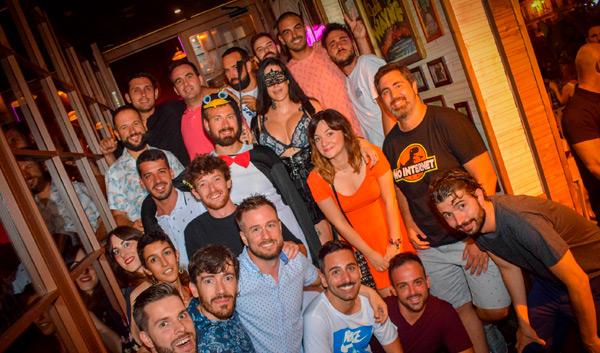 Imágenes despedidas en Málaga