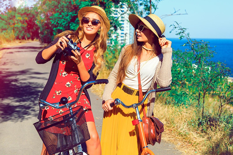 Paseos y rutas en bici en Malaga