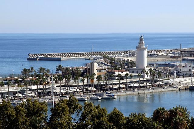 Alojamientos despedida de soltera en Málaga