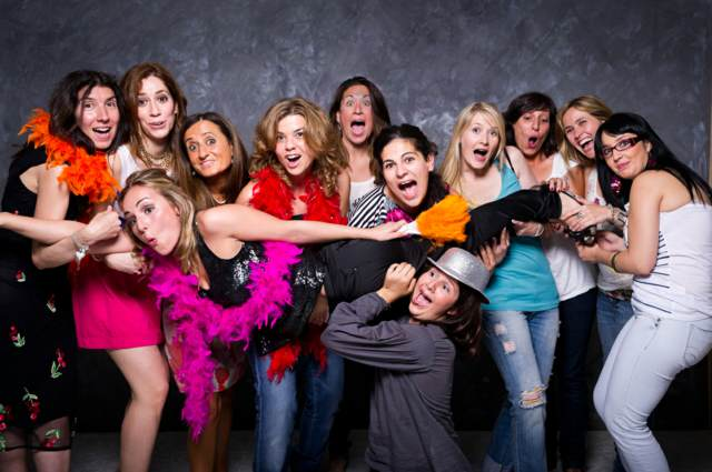 Despedidas de solteras centro Malaga