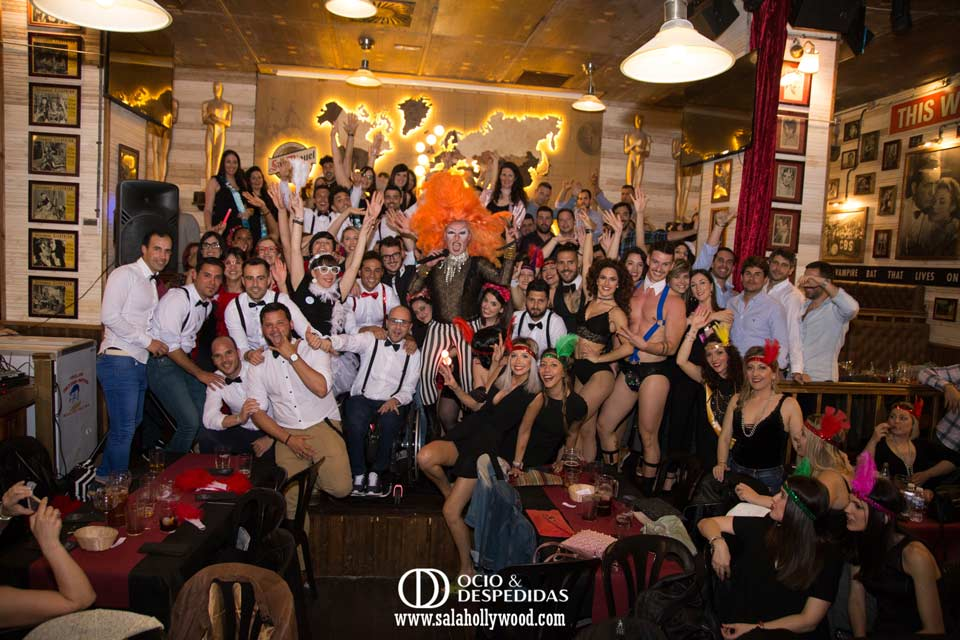 Organizar fiestas en Malaga