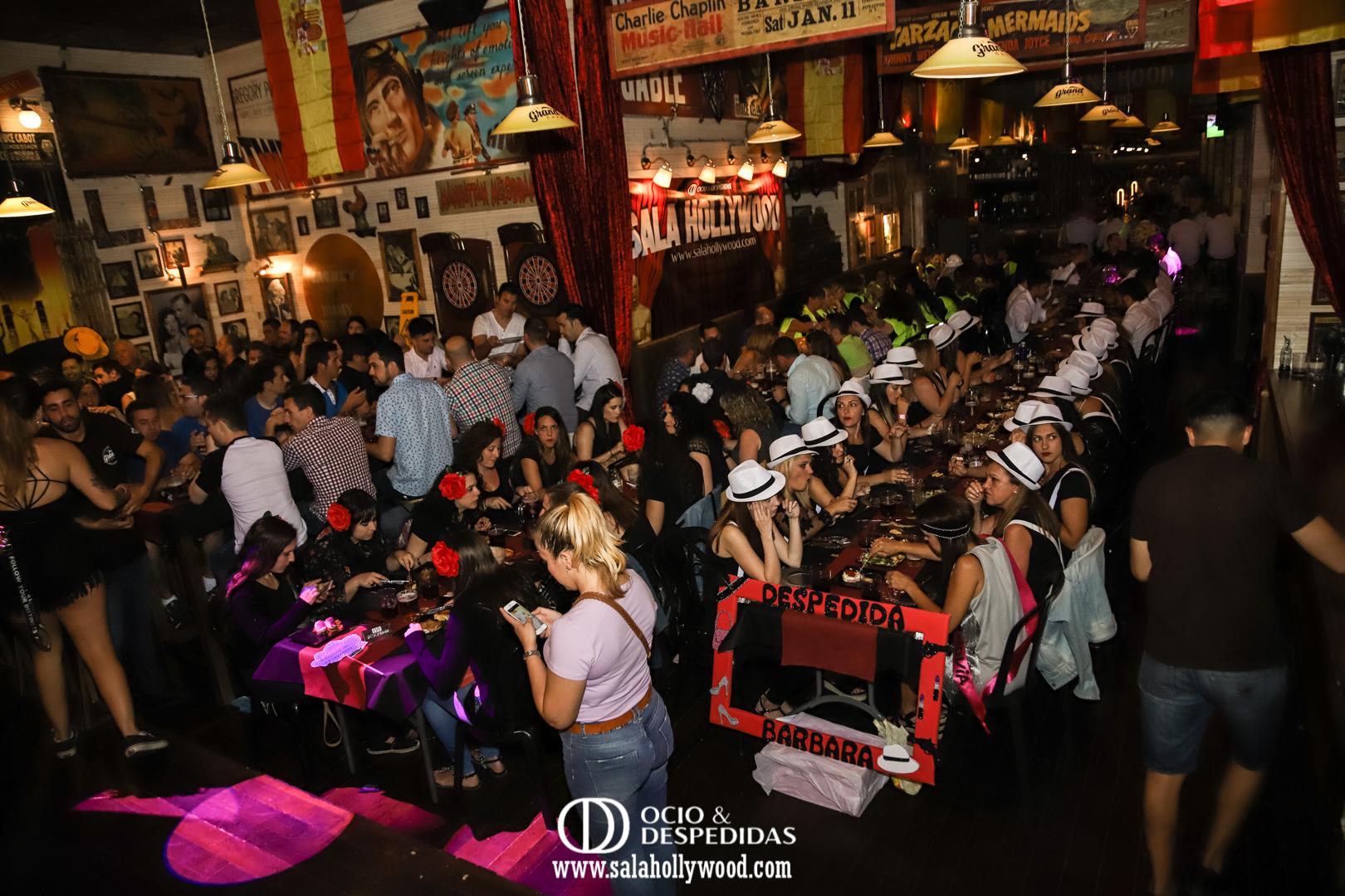 fiestas cumpleaños Malaga