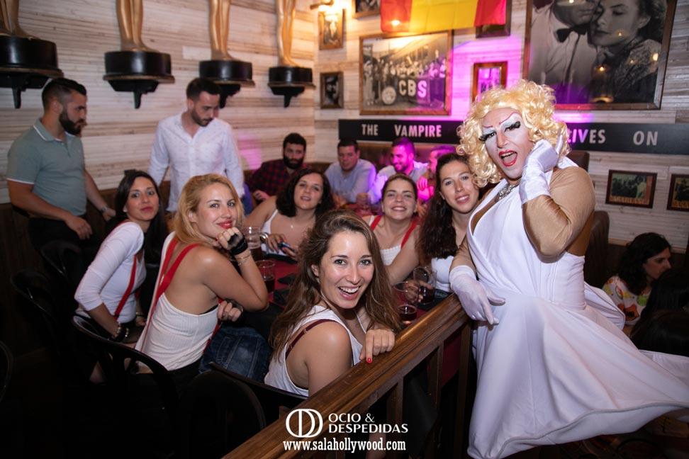 fiestas sala hollywood Malaga