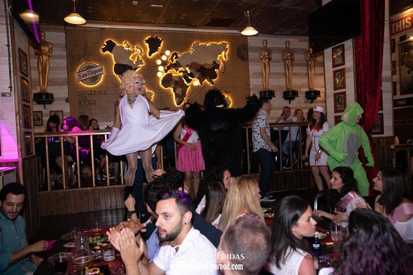 Fiestas para solteros en Malaga